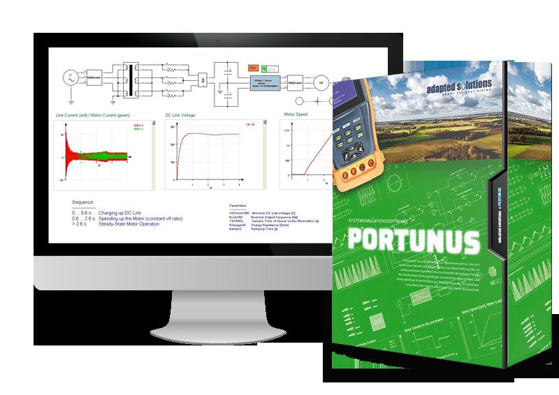 Portunus – Adapted Solutions Chemnitz